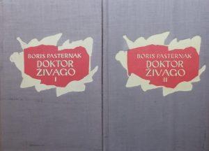 Pasternak: Doktor Živago 1-2