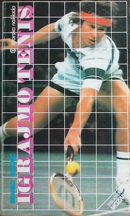 Perović: Igrajmo tenis