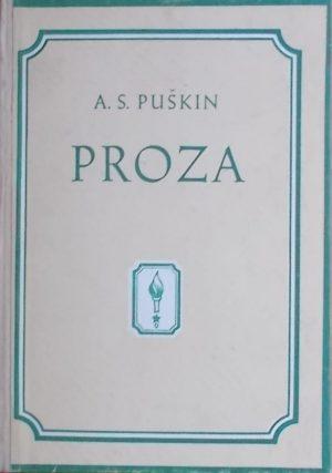 Puškin Proza
