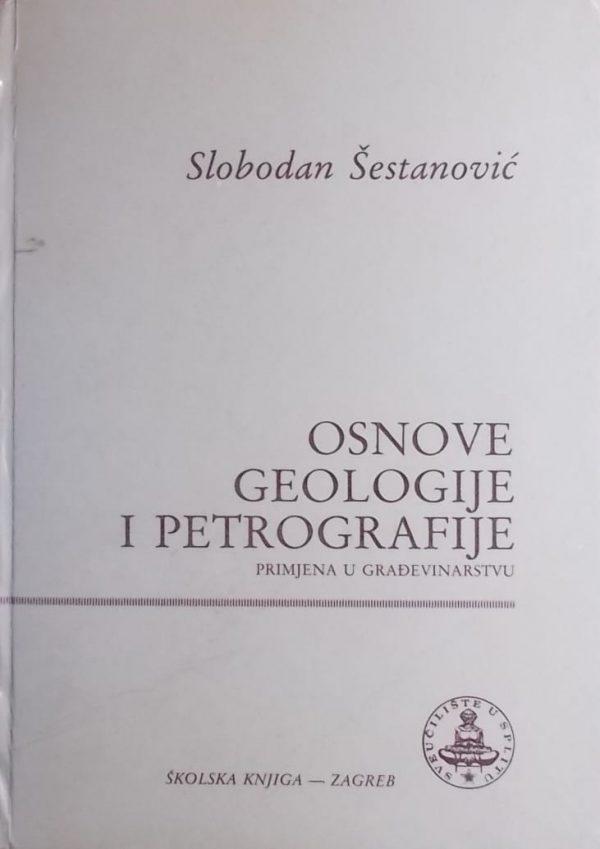 Šestanović: Osnove geologije i petrografije