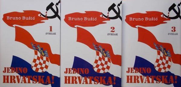 Bruno Bušić: Jedino Hrvatska 1-3