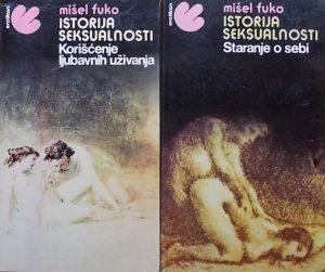 Fuko: Istorija seksualnosti 1-2
