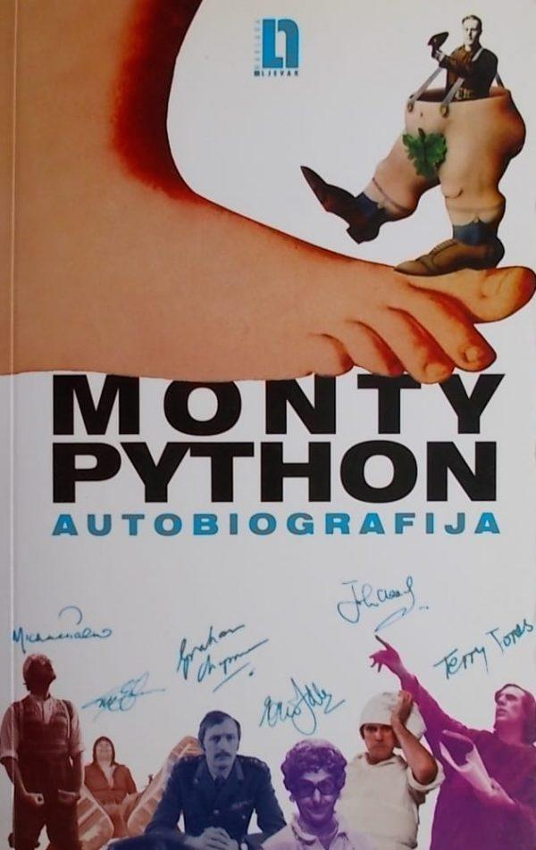 Monty Python Autobiografija