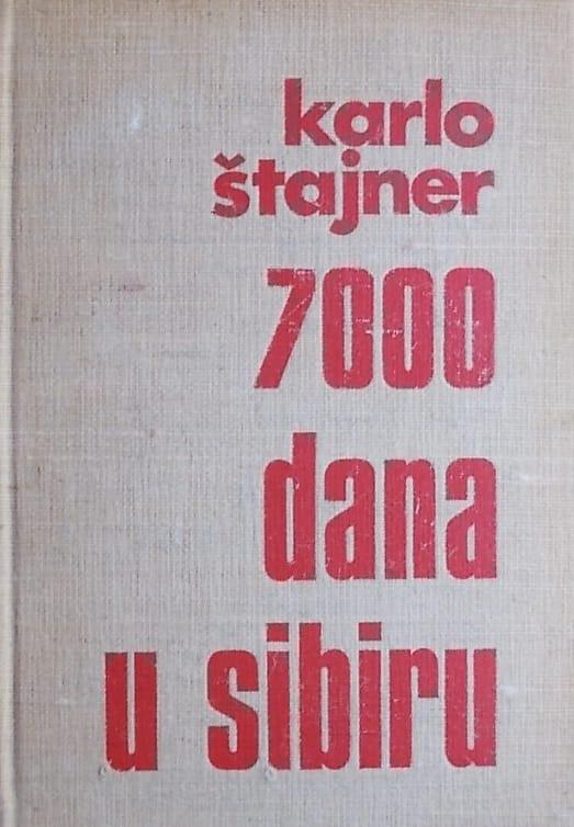 Štajner: 7000 dana u Sibiru