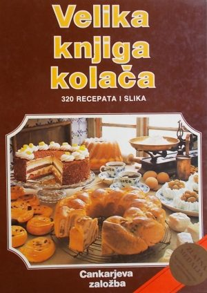 Velika knjiga kolača