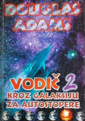 Adams-Vodič kroz Galaksiju za autostopere 2