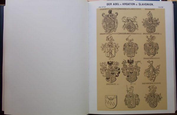 Bojničić: Der Adel von Kroatien und Slavonien (3)