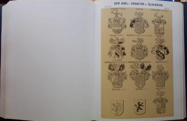 Bojničić: Der Adel von Kroatien und Slavonien (4)