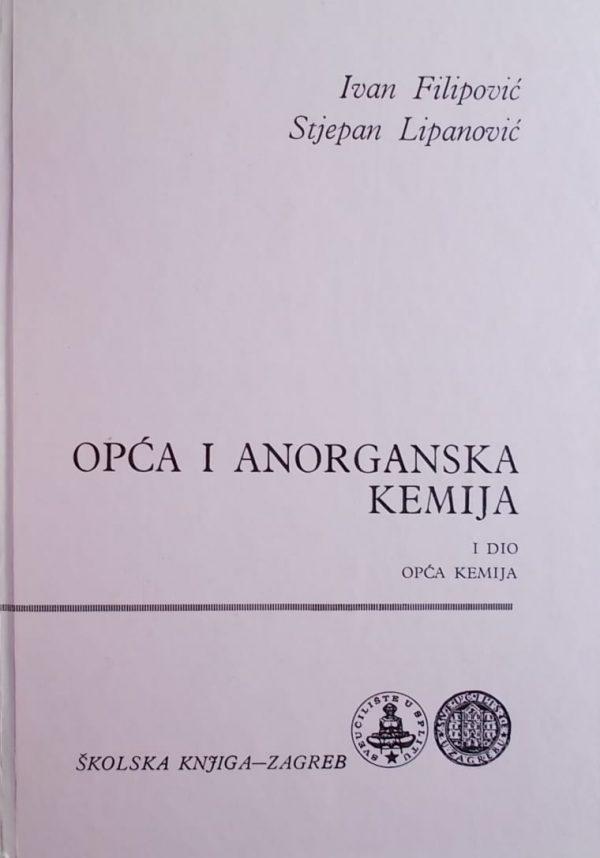 Filipović-Opća i anorganska kemija