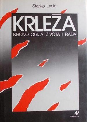 Lasić-Krleža-Kronologija života i rada