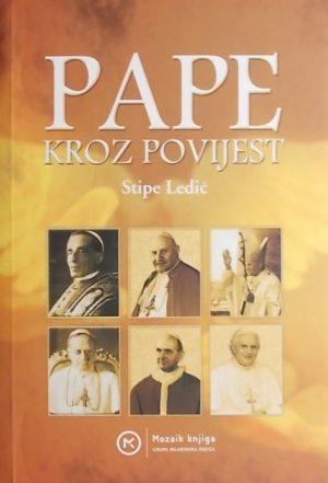 Ledić: Pape kroz povijest