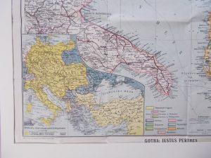 Österreichisch-Ungarisch=Serbischer Kriegsschauplatz (1)