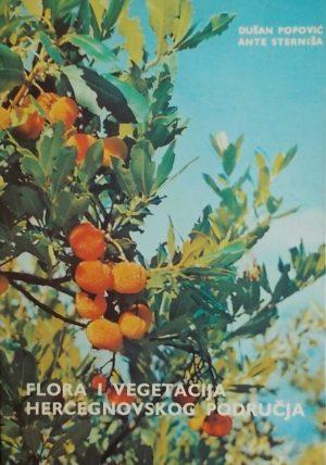 Popović-Flora i vegetacija hercegnovskog područja