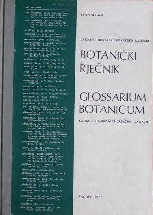 Šugar: Latinsko-hrvatski i hrvatsko-latinski botanički rječnik