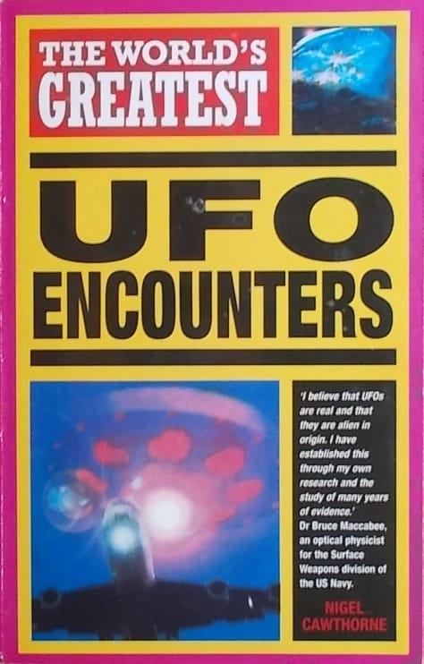 Cawthorne: The World's Greatest UFO Encounters