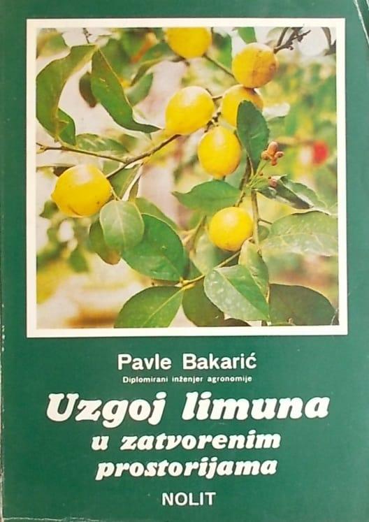 Bakarić: Uzgoj limuna u zatvorenim prostorijama
