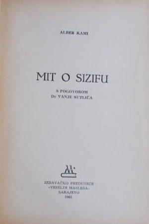 Kami-Mit o Sizifu