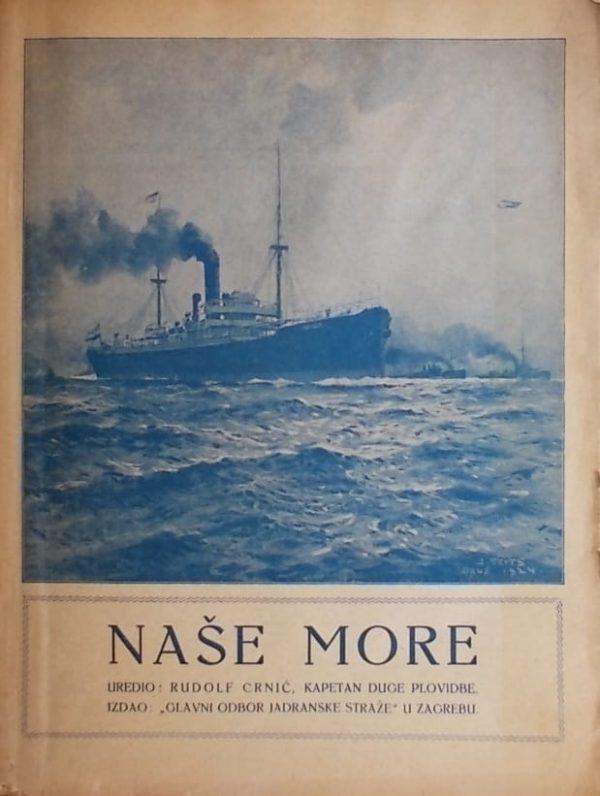 Naše more: pomorska čitanka