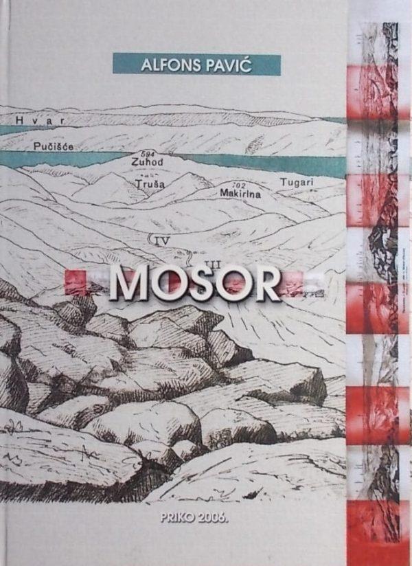 Pavić: Mosor