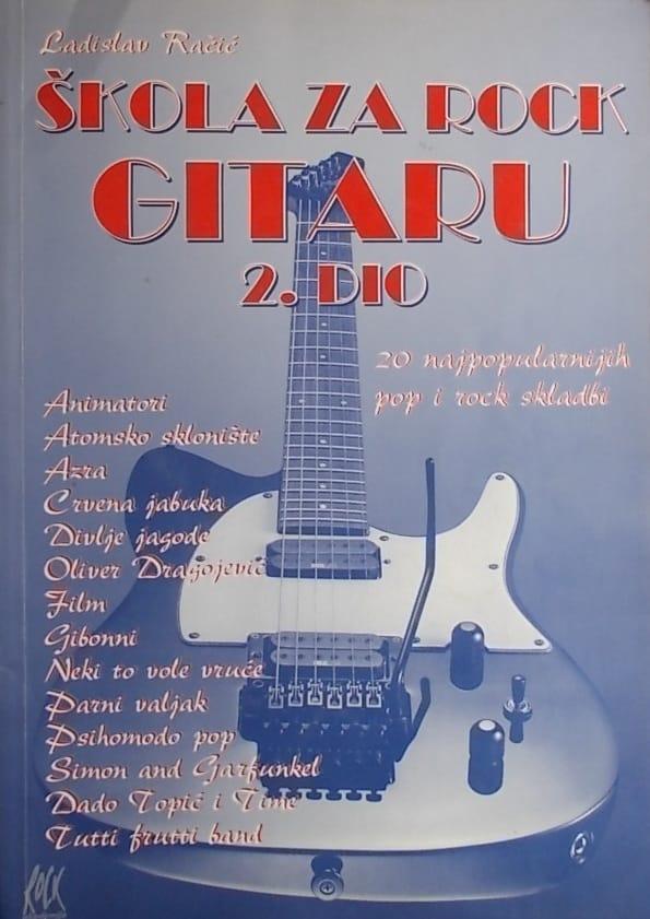 Račić: Škola za rock gitaru 2. dio