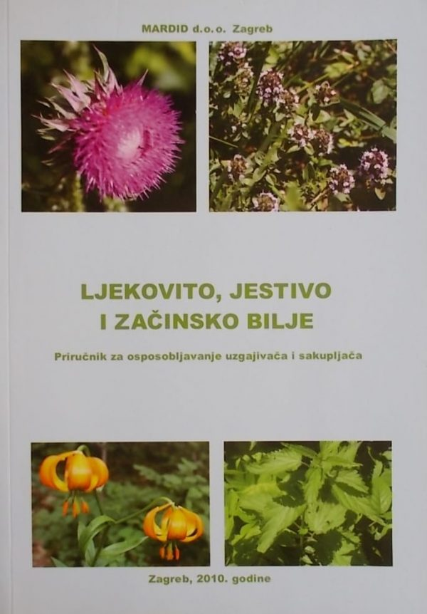 Savković-Ljekovito, jestivo i začinsko bilje