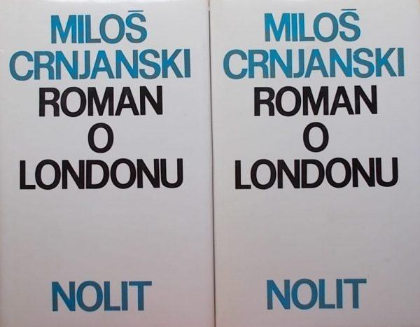 Crnjanski: Roman o Londonu 1-2