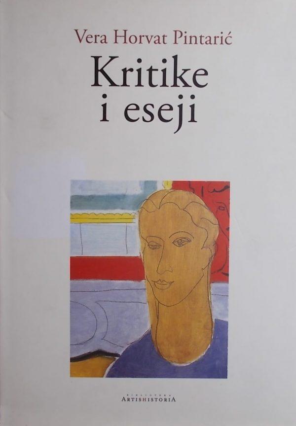 Horvat Pintarić: Kritike i eseji