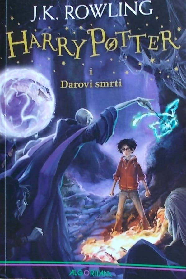 Rowling-Harry Potter i Darovi smrti