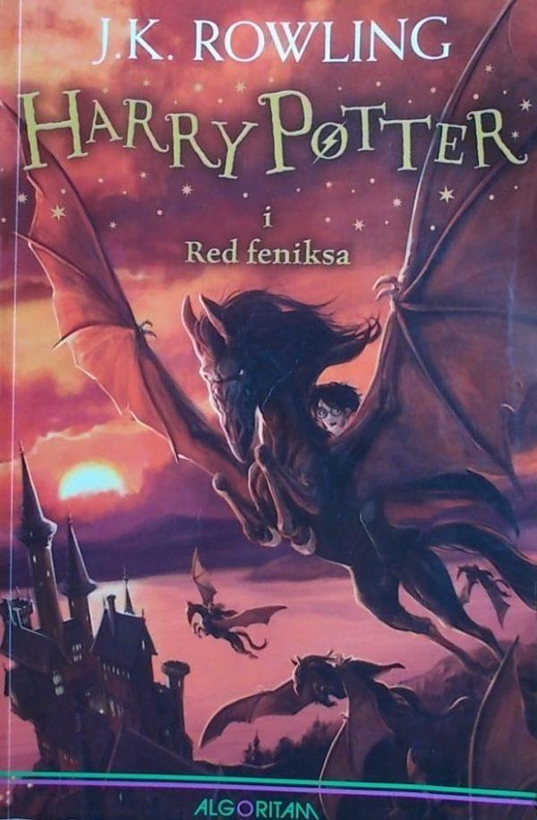 Rowling-Harry Potter i Red feniksa