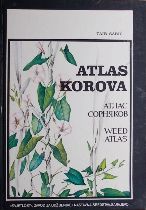 Šarić: Atlas korova