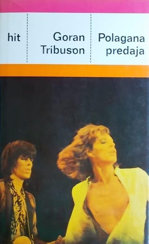 Tribuson: Polagana predaja
