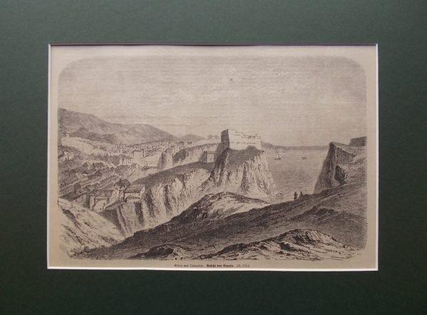 Ansicht von Ragusa