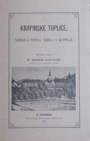 Bancalari-Krapinske toplice