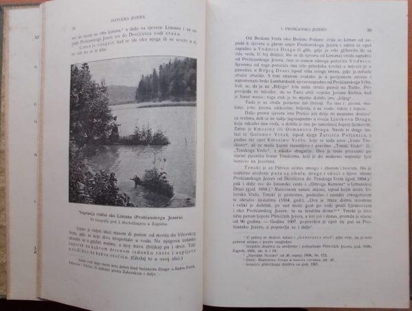 Franić: Plitvička jezera i njihova okolica (2)