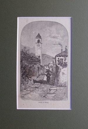 Strase in Mostar