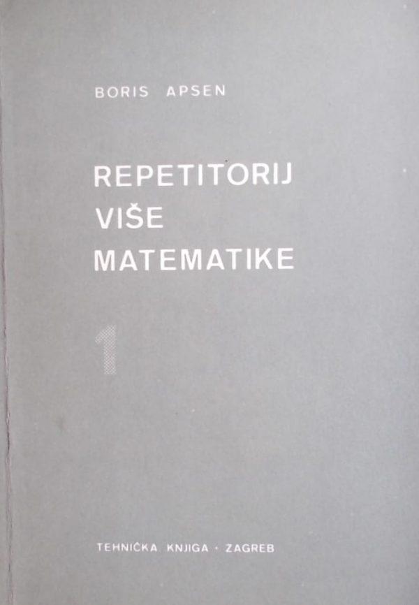Apsen-Repetitorij vise matematike 1