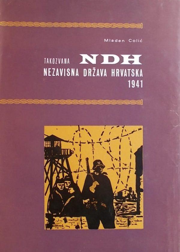 Colić-Takozvana NDH 1941
