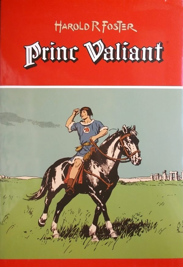 Foster-Princ Valiant 10