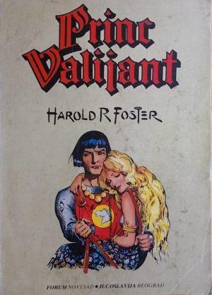 Foster: Princ Valijant 4