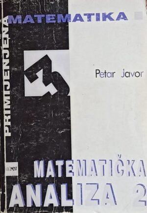 Javor-Matematička analiza 2