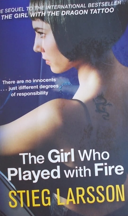 Larsson-The Girl Who Played with Fire