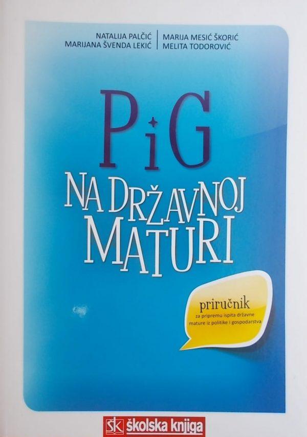 Palčić-PiG na državnoj maturi