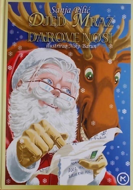 Pilić: Djed Mraz darove nosi