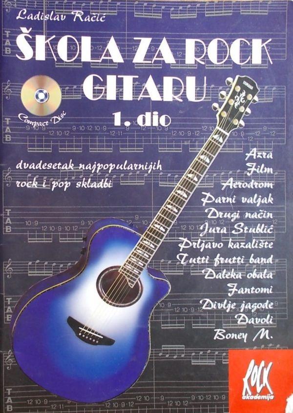 Račić-Škola za rock gitaru 1