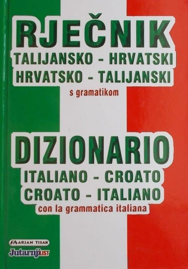 Rječnik talijansko-hrvatski