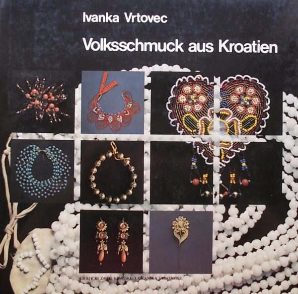 Vrtovec-Volkssmuck aus Kroatien