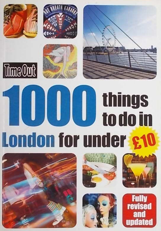 1000 things to do in London for under £10