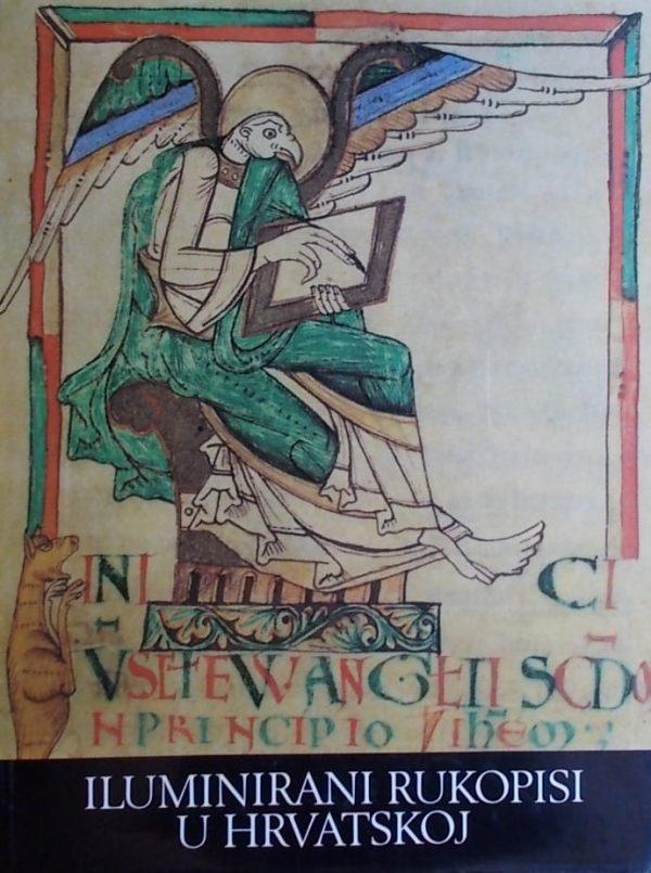 Badurina: Iluminirani rukopisi u Hrvatskoj