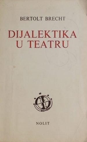 Brecht-Dijalektika u teatru