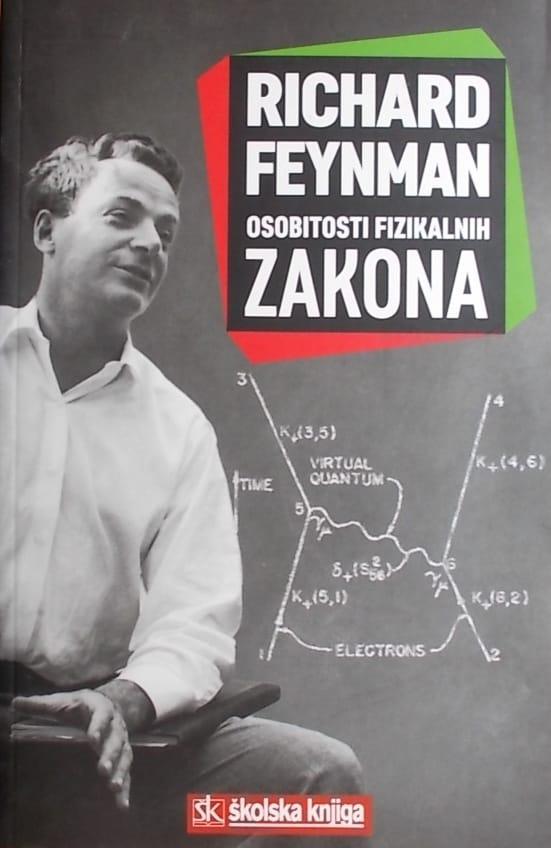 Feynman: Osobitosti fizikalnih zakona